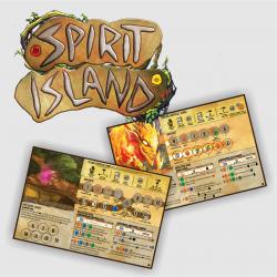 Spirit Island: promocyjne...