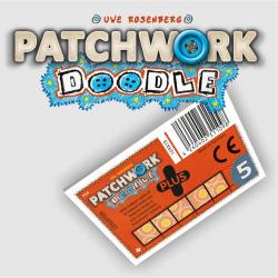 Patchwork Doodle Plus
