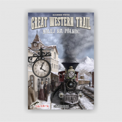 Great Western Trail: Kolej...