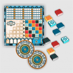 Azul - Zestaw dla 5 gracza