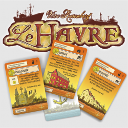 Le Havre: karty do edycji...