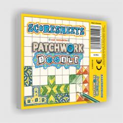 Patchwork Doodle: Notes...