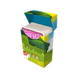 Lamaland: Pudełko na karty